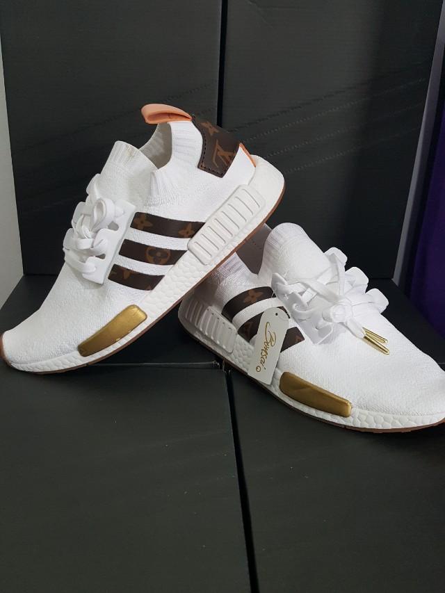 adidas nmd lv, Men's Fashion, Footwear