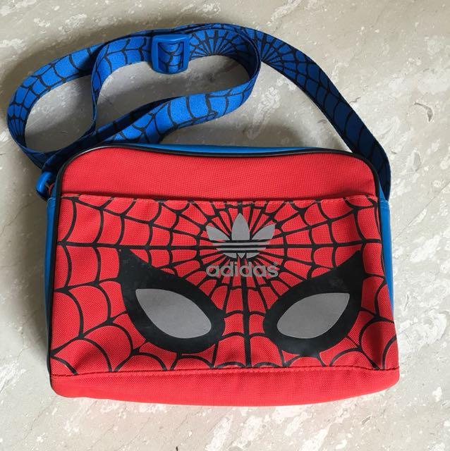 Adidas Spider-Man Sling Bag a1c846435ddd5