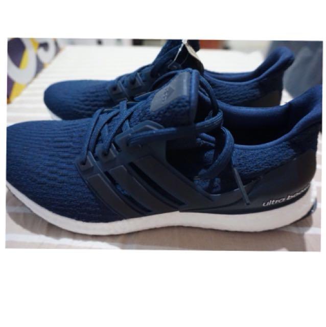 Adidas Ultra Boost 3.0 Navy Blue