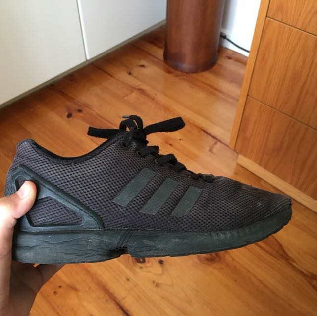 low priced 44e06 6ca62 adidas zx flux 3M (no box), Men's Fashion, Footwear on Carousell