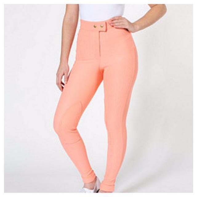 American Apparel Riding Pants (S)