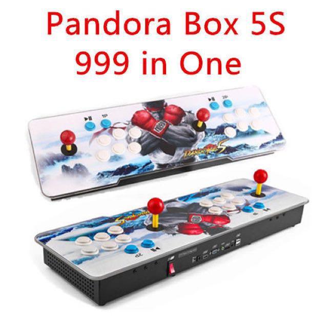Arcade Game Console Pandora Box 5s 999in1