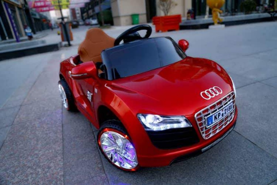 Audi R Electric Toy Car Ride On For Kids Babies Kids Toys - Audi electric toy car
