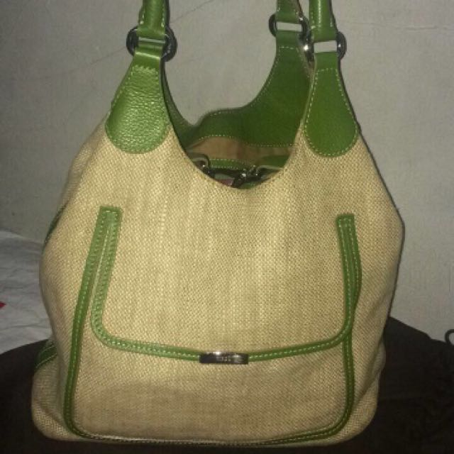 Authentic Bag Tods