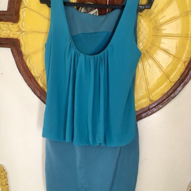 Baby blue dress 💕