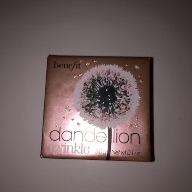 Benefit (dandelion twinkle)