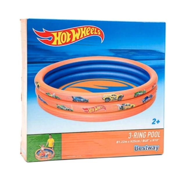 Bestway hotwheels Ring pool