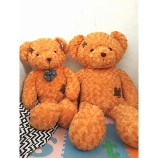 Boneka teddy bear (baru)