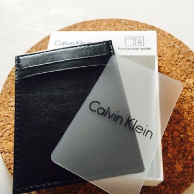 Calvin Klein MONEYCLIP!!