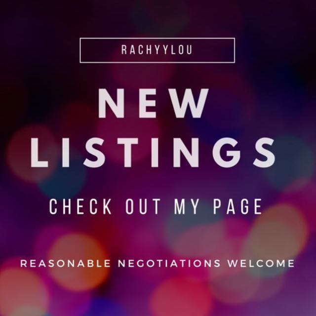 Check Out My New Listings