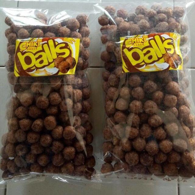 Chiki Balls Snack