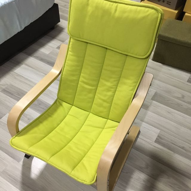 Children S Armchair Ikea Poang Furniture Tables Chairs On Carousell