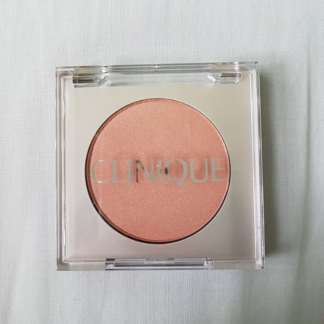 Brand New Clinique Bashful Plum Blush Powder