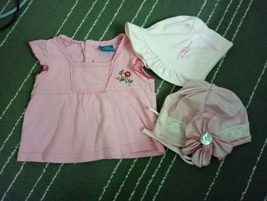 Combo Preloved 6 month