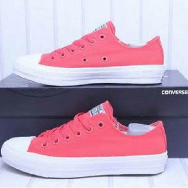 CONVERSE Chuck Taylor II Red Ox