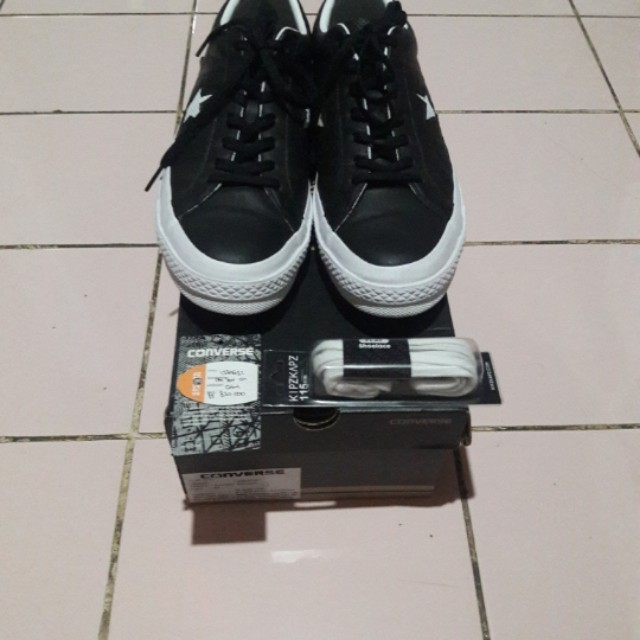 Converse One Star OX Leather 158465C