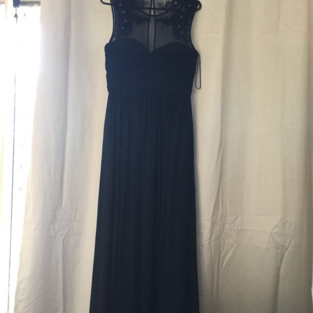 Detailed Forever New formal Maxi dress