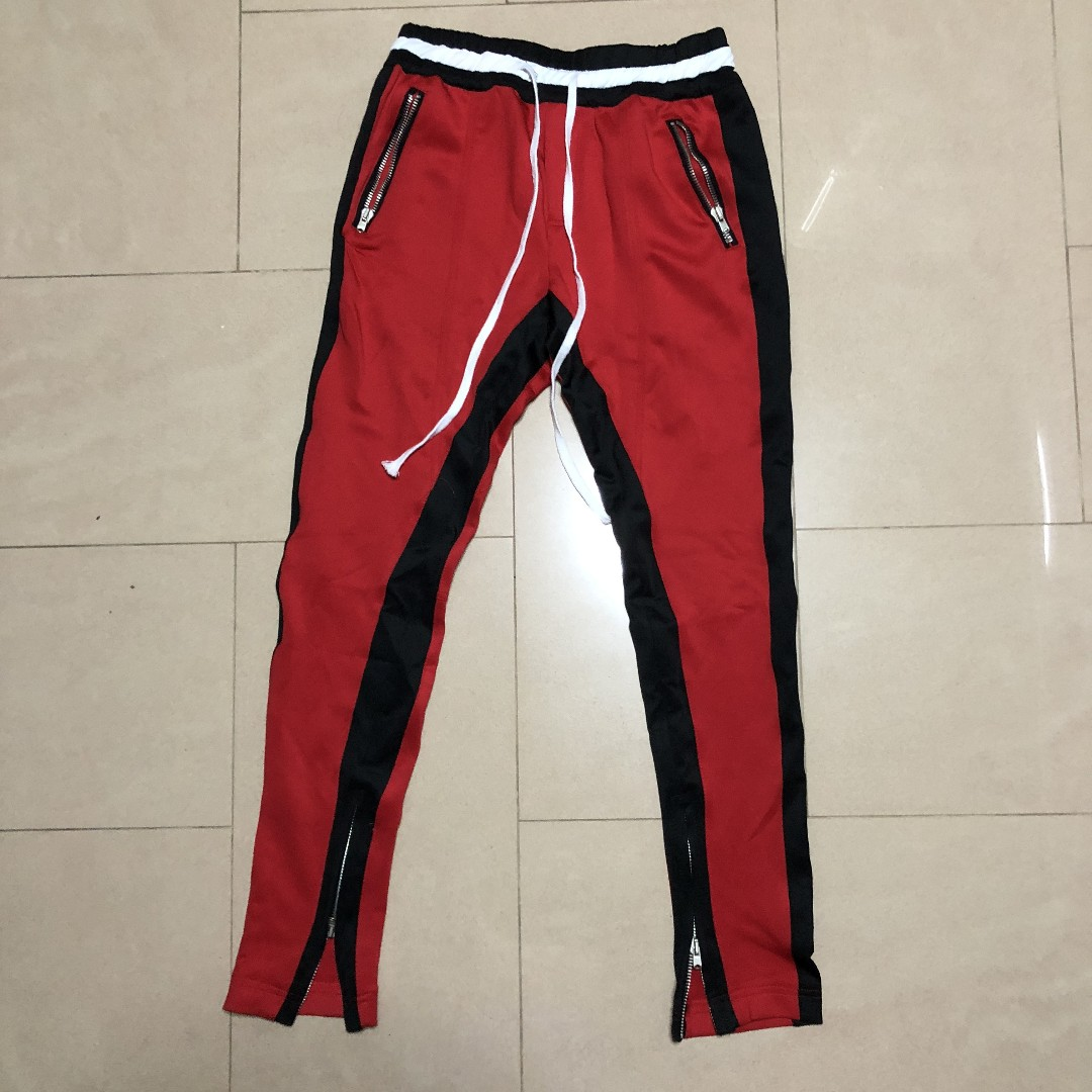 bd61c71622e1a2 Double Striped Track Pants (Fear of God / FOG Inspired), Men's ...