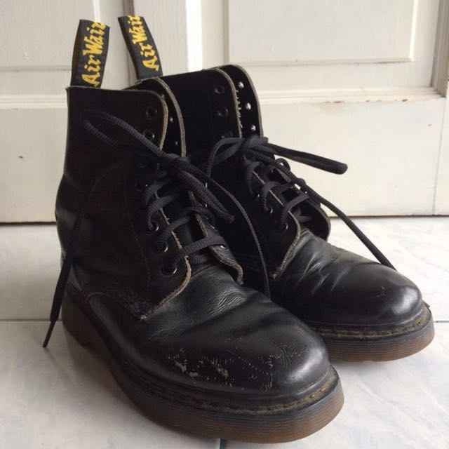Dr Martens Boots original made in england
