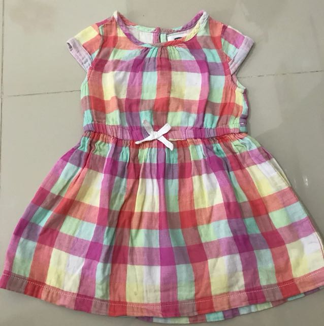 Dress Old Navy 3t