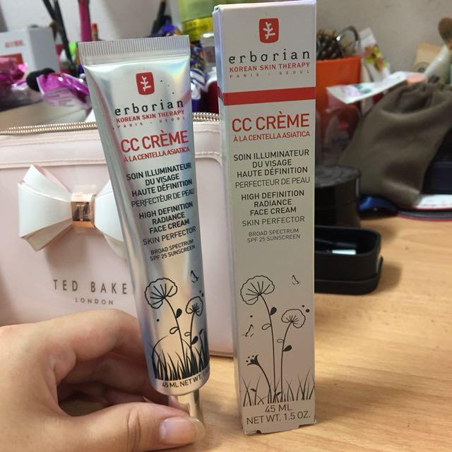 Erborian CC cream