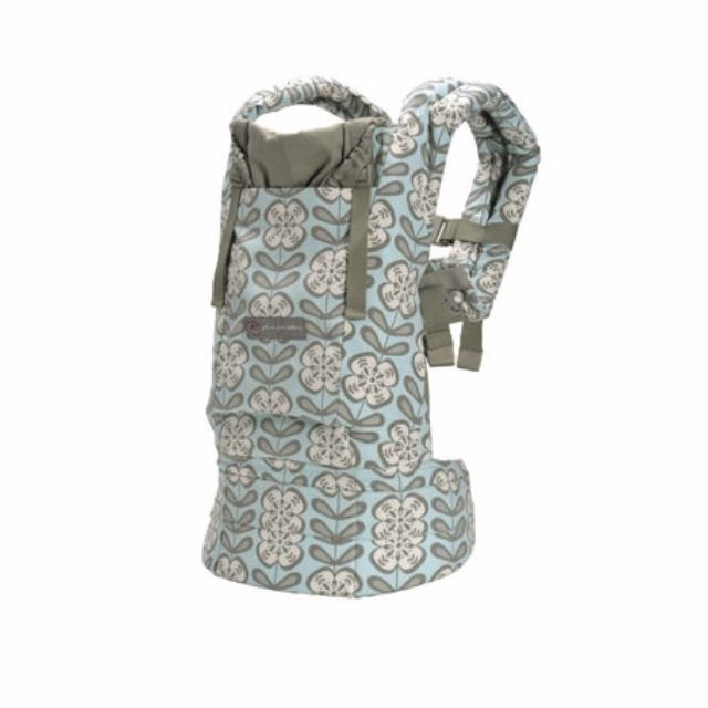 9ff8e9ccbcf ERGO Baby Organic Carrier Petunia Pickle Bottom - Peaceful Portofino ...