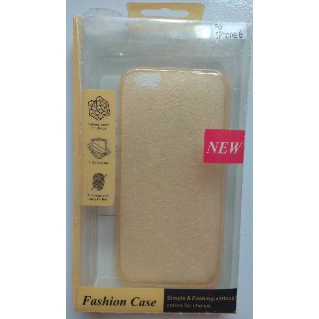 TPU Fashion Soft Case Iphone 6 / 6S