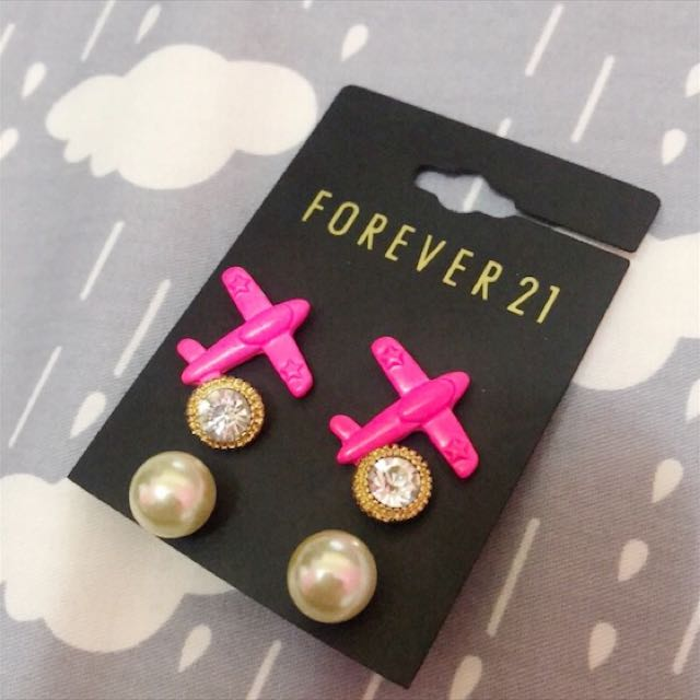 Forever 21 耳環組
