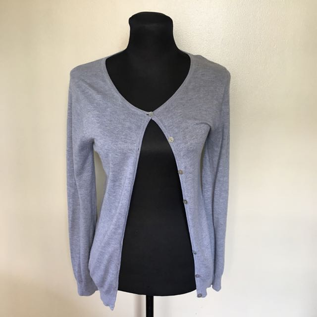 Forever 21 cardigan, small, grey