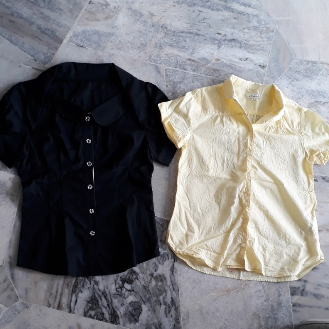 Formal Top x2 Fits S