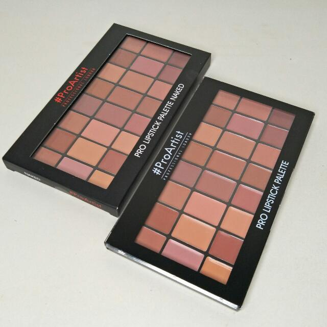 Freedom Makeup Pro Lipstick Palette - Nude