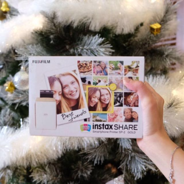 FUJIFILM Instax Mini Camera INSTAX SHARE SP-2 / SP2 Polaroid Kamera