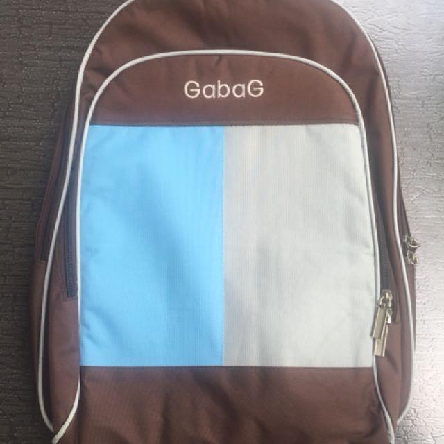 GabaG Diaper Backpack