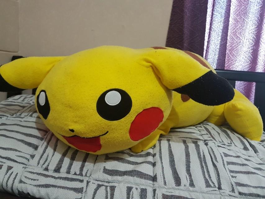Giant Pikachu Stuffed Toy