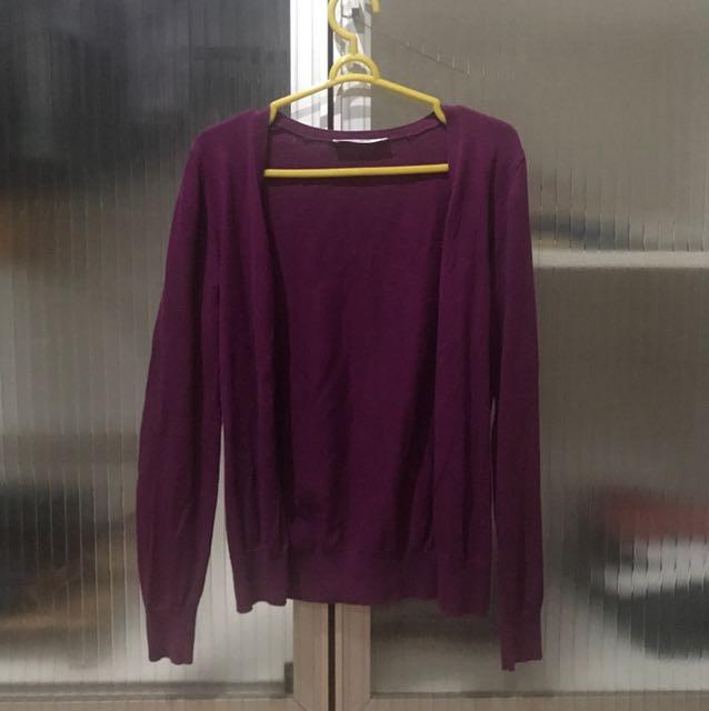 Giordano purple outer