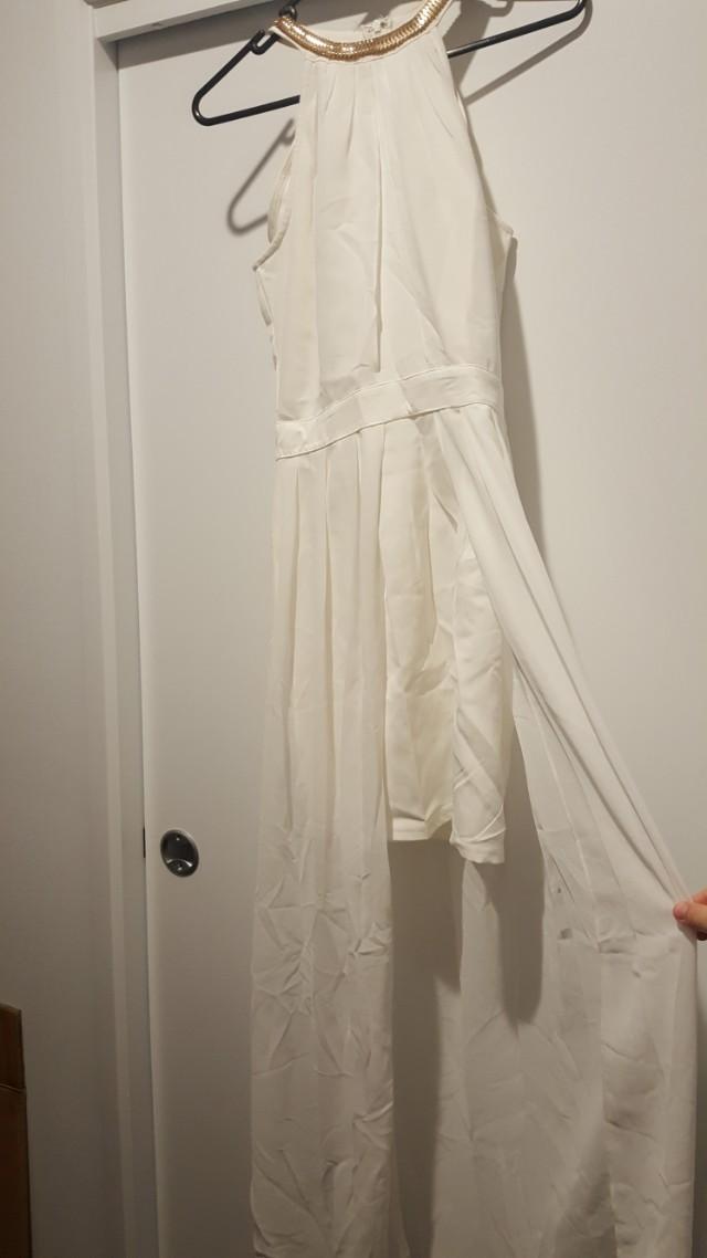 Goddess-inspired dress
