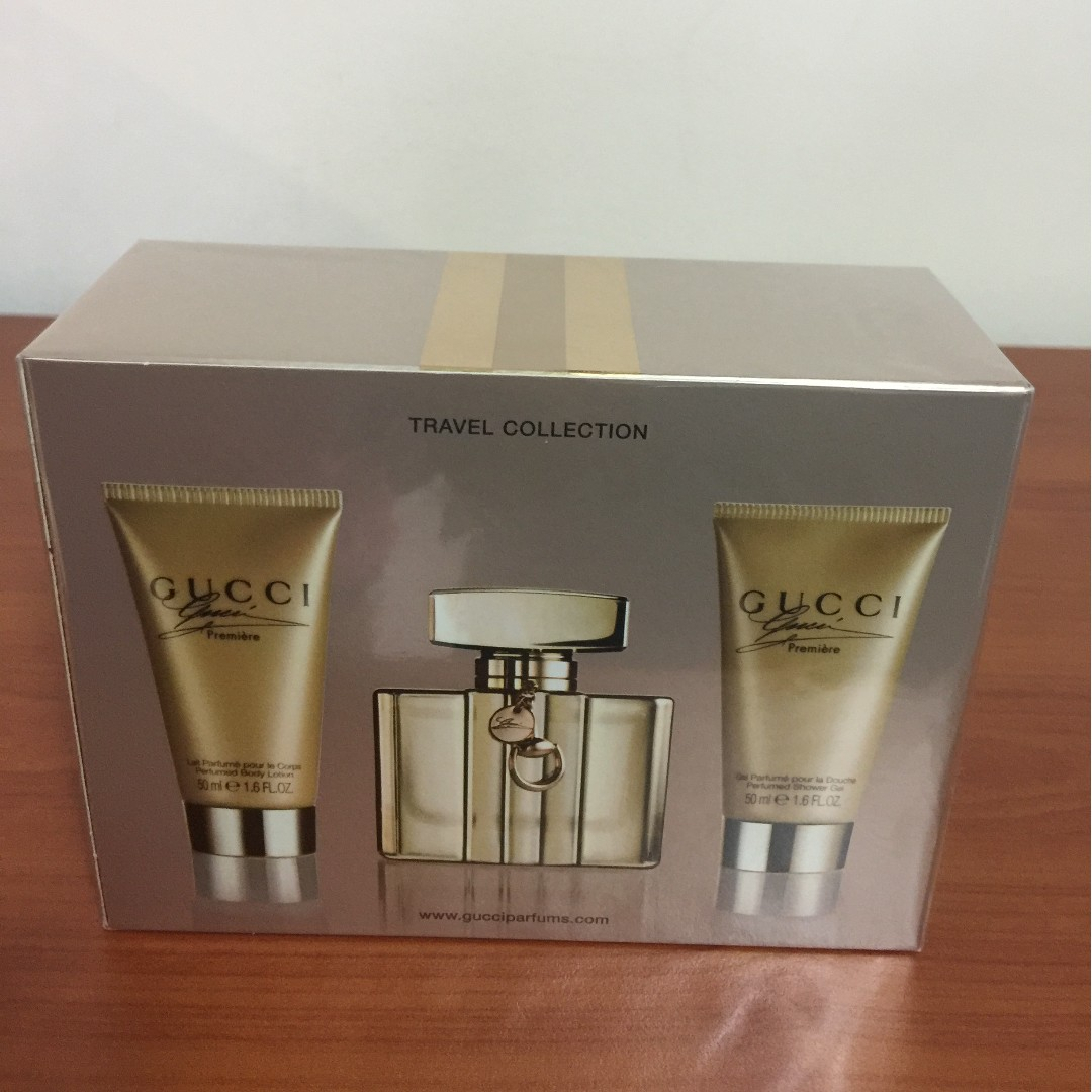 Gucci Premiere Travel Collection Health Beauty Hand Foot Care