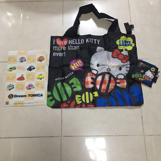 🈹特賣Hello Kitty環保袋