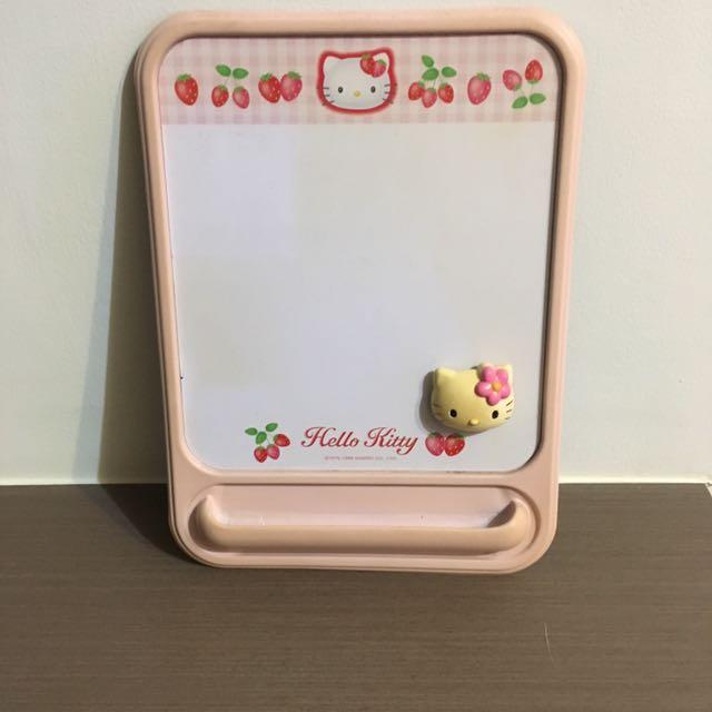 Hello Kitty 小黑板
