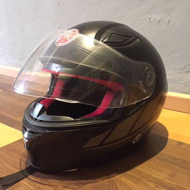 Helm yamaha fullface