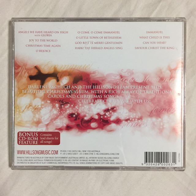 Hillsong Praise and Worship CDs