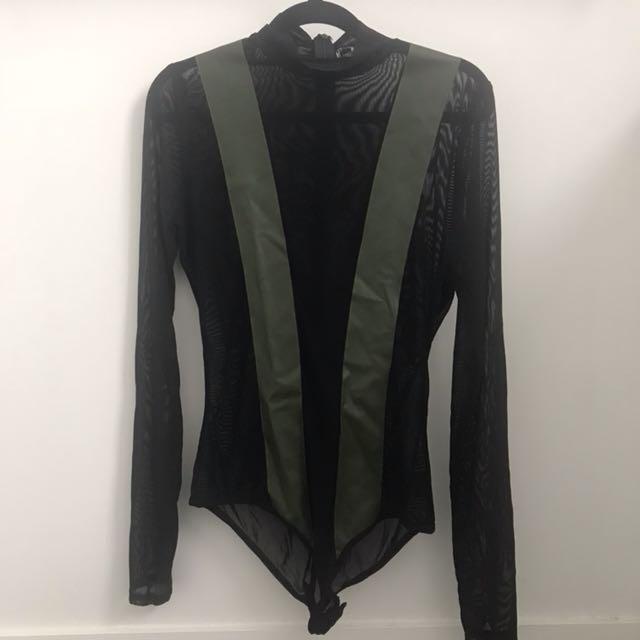 I.AM.GIA Ironbar bodysuit