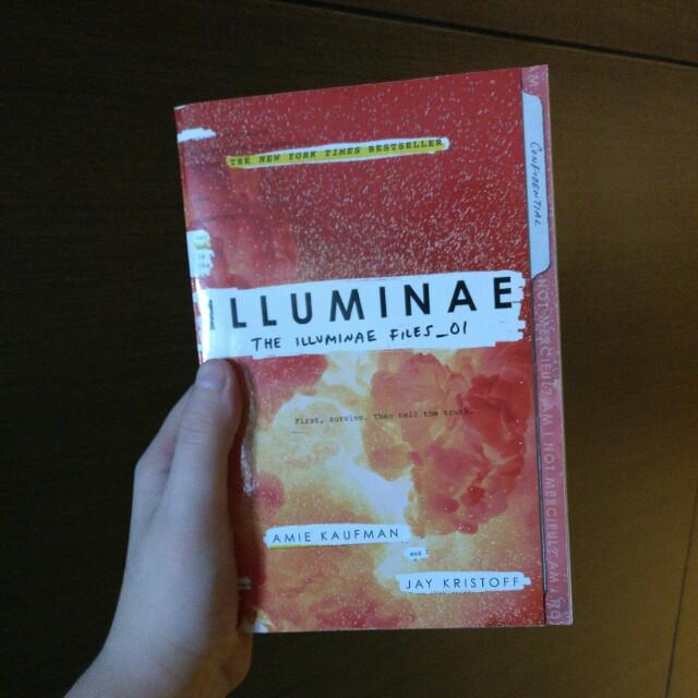 Illuminae by Amie Kauffman and Jay Kristoff