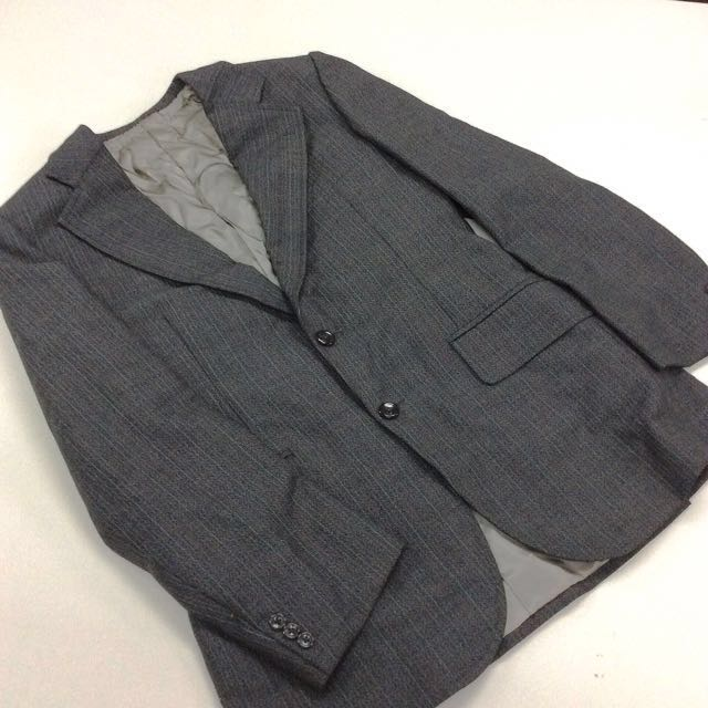 [INC POS - Set of 2] Men's Tailored Complete Suit.