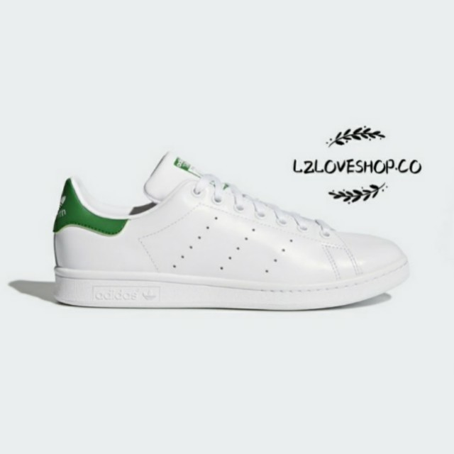 various colors db7f0 6f9d2 [Instock] Adidas Stan Smith White Green