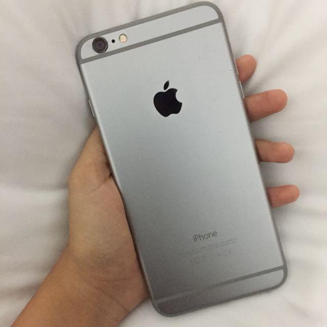 IPHONE 6+ 64gb grey