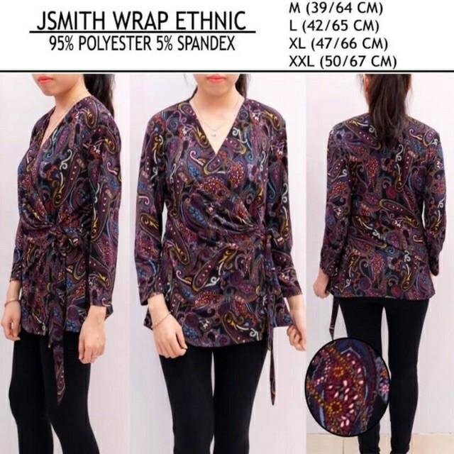 Jsmith wrap ethnic