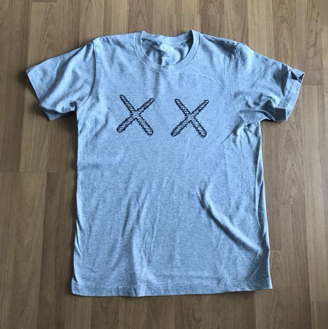 Kaws shirt