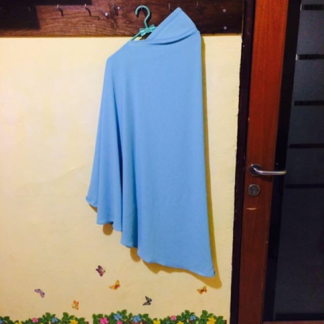 Khimar blue