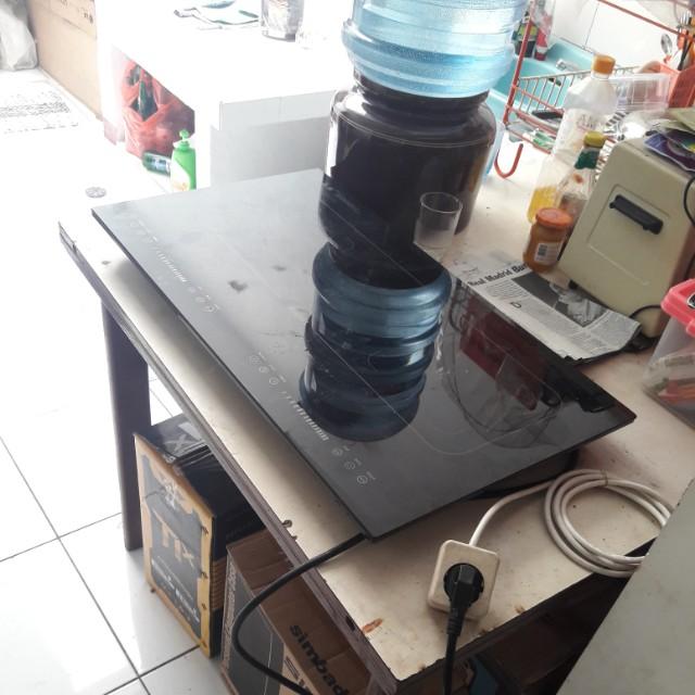 Kompor listrik 400 watt - 2000 watt